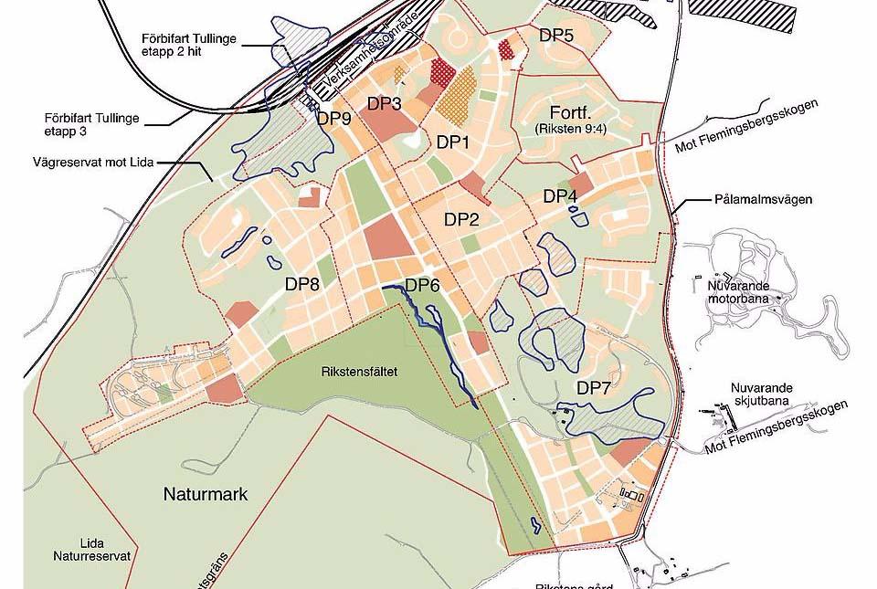 botkyrka kommun karta